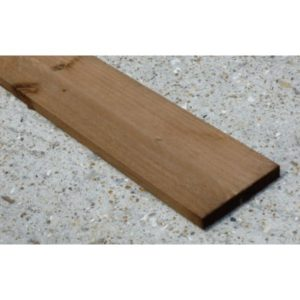 Wooden Gravel Board